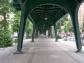 U-Bahntrasse Schönhauser Allee (U2)